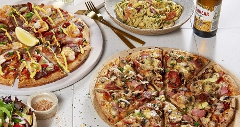 Pizza Capers Jindalee